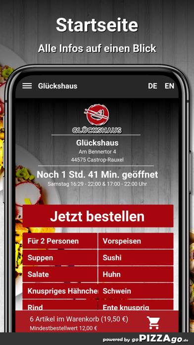 Glückshaus Castrop-Rauxel screenshot 2