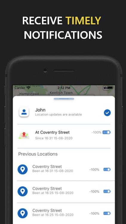 Locate My Friends :GPS Tracker screenshot-3