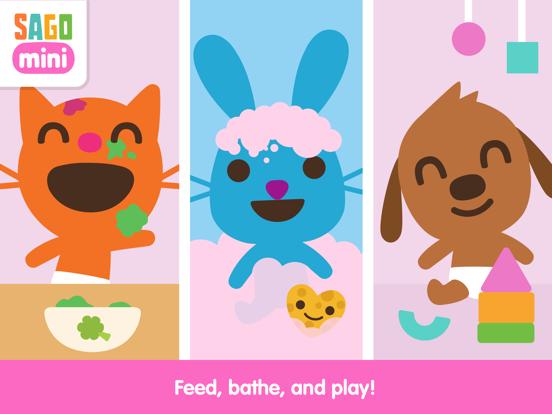 Sago Mini Babies Daycare screenshot 7