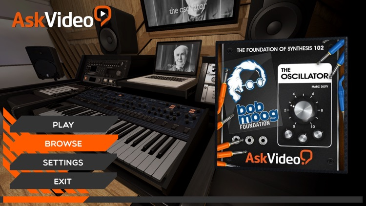 The Oscillator Course by A.V. screenshot-0