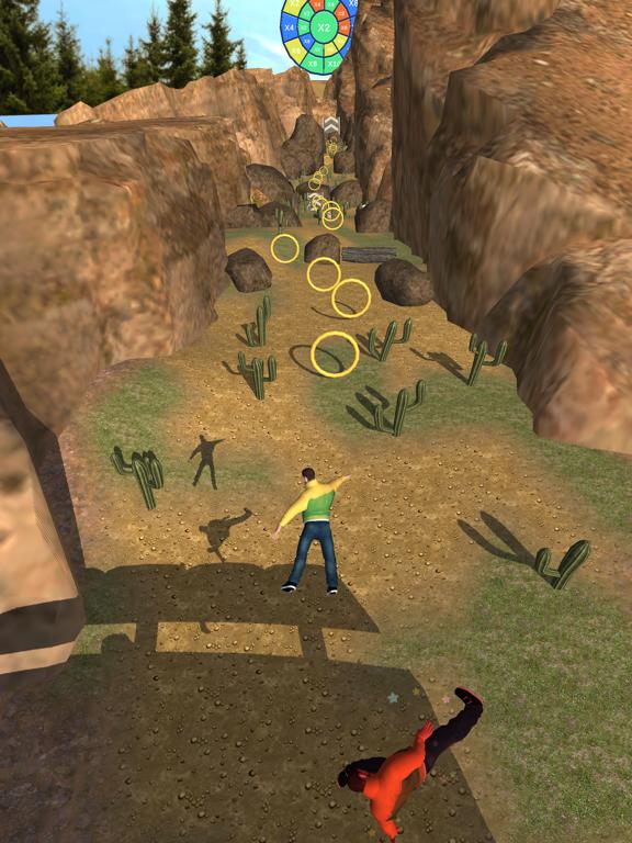 Fall Boy 3D screenshot 10