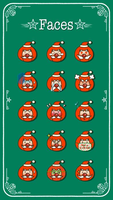 Ninja Santa - Winter Christmas Screenshot