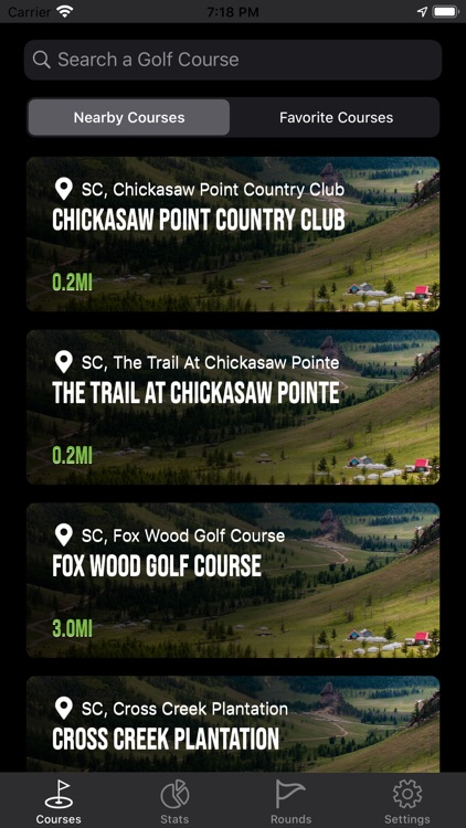 nRange Golf GPS screenshot-8