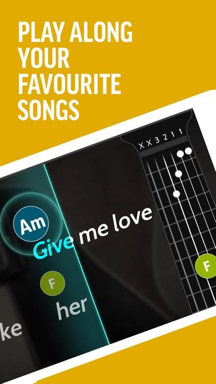 Justin Guitar: Lessons & Tuner screenshot-6