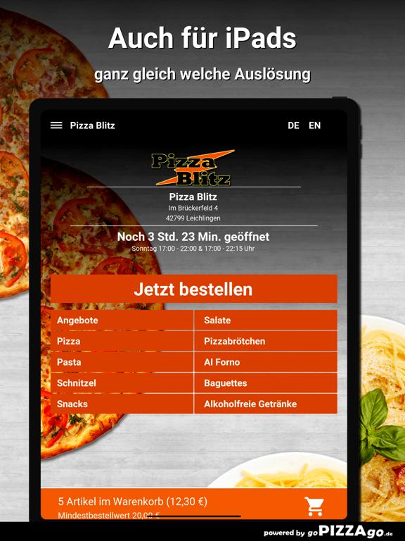 Pizza Blitz Leichlingen screenshot 7
