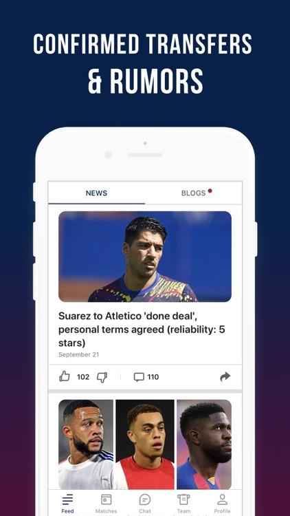 Blaugrana Live: not official screenshot-3
