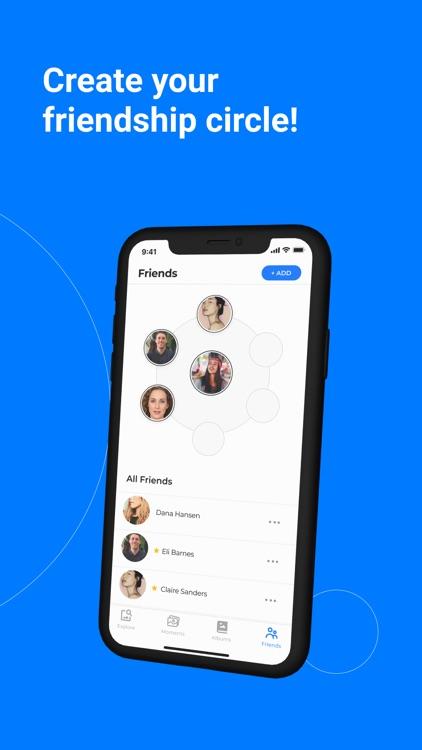 Wayd - Share your moments screenshot-5