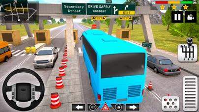 コーチバス運転シミュレータ3Dのおすすめ画像4