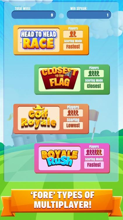 Mini Golf Star Retro Golf Game screenshot-5