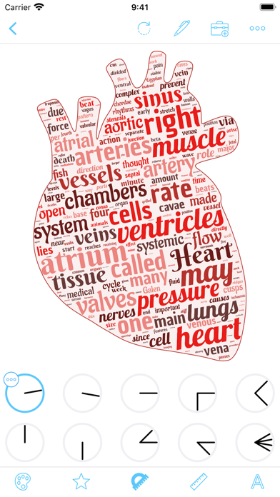 messages.download Shapego - Stunning Word Clouds software