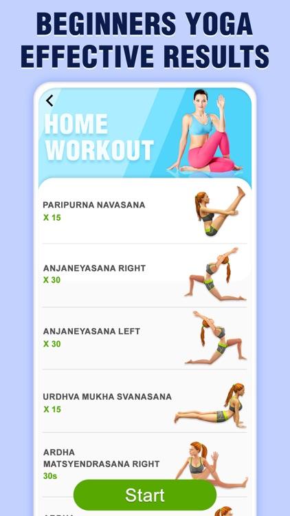 Yoga for Weight Loss at Home screenshot-3