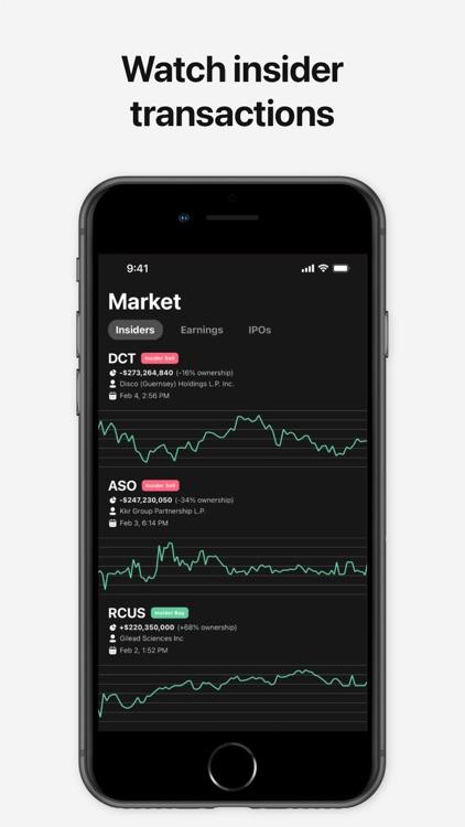 Goodseed: Invest Smarter screenshot-3