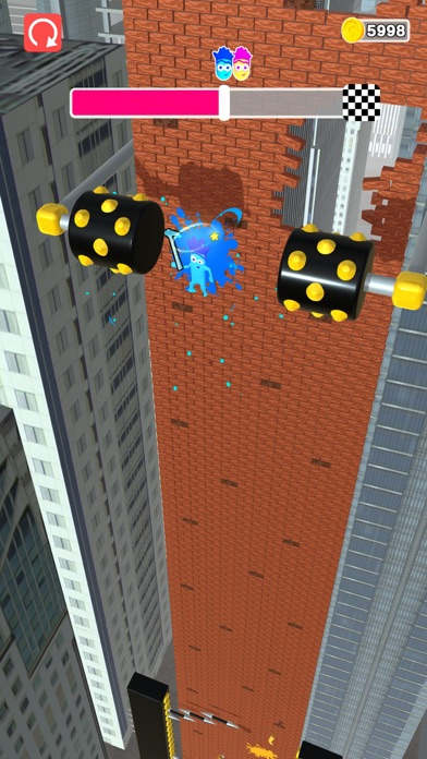 Bricky Fall for windows pc