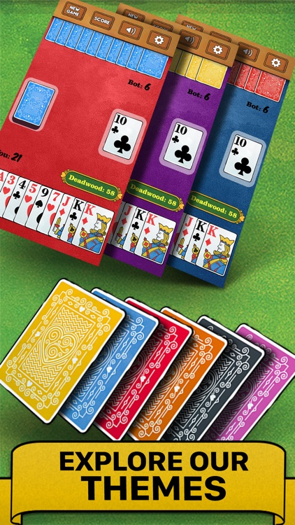 gin rummy card game classicfiogonia games