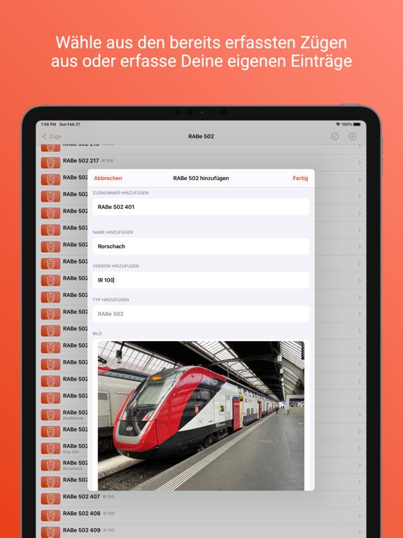 Swiss Trainbook screenshot 7