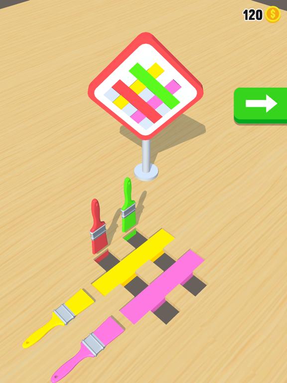 Brush Color 3D screenshot 10