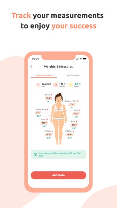 MomClub: Fitness & Nutritionのおすすめ画像8