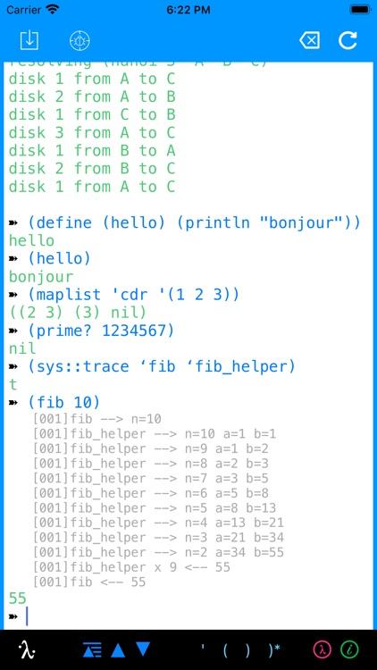 My Lisp screenshot-5