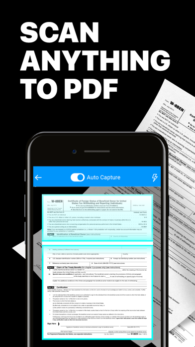 Scanner App To PDF: TapScanner Screenshot