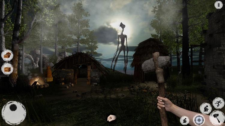 Siren Head Horror Games screenshot-3