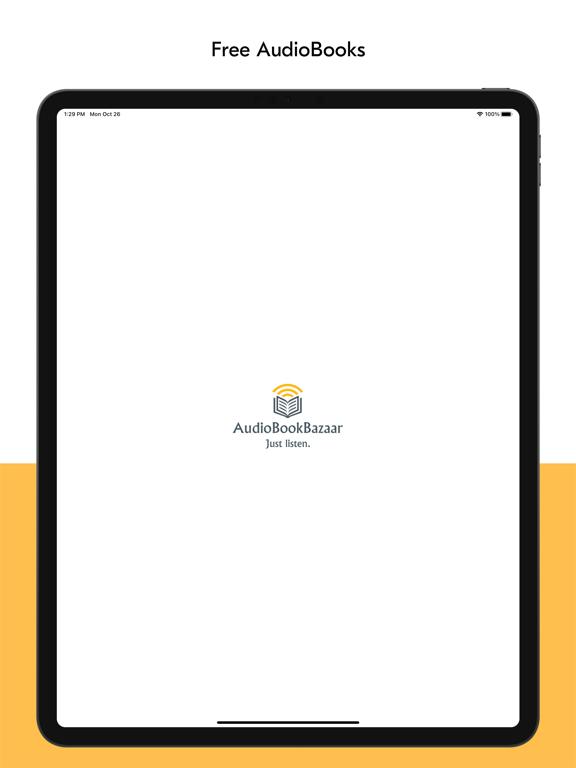 AudioBookBazaar screenshot 7