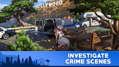 Crime Mysteries™: Find objects screenshot 2