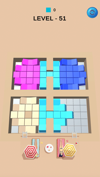 Pool Puzzle - Fill With Water screenshot 1