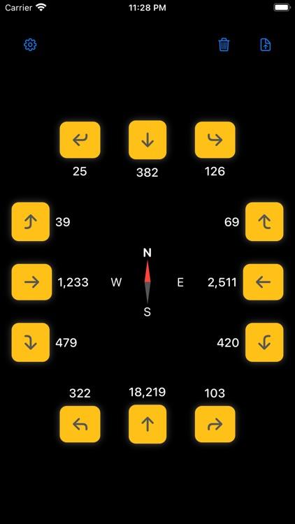 Traffic Count - TMC