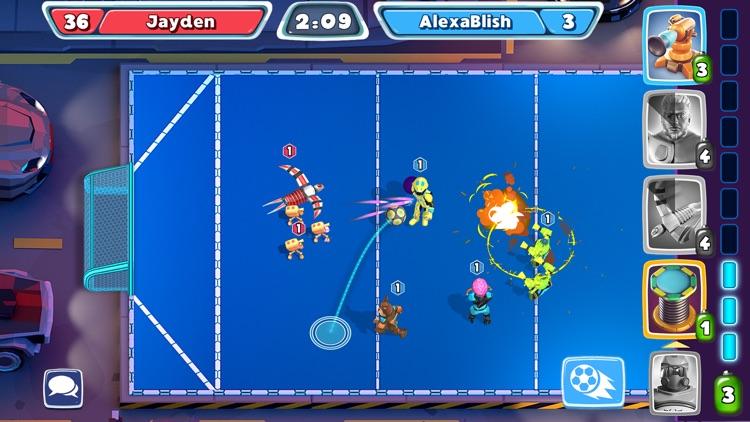 Soccer Battles screenshot-4