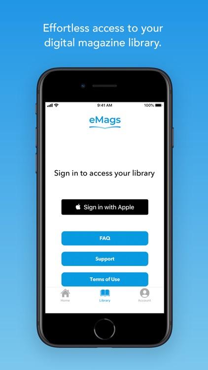 eMags Newsstand