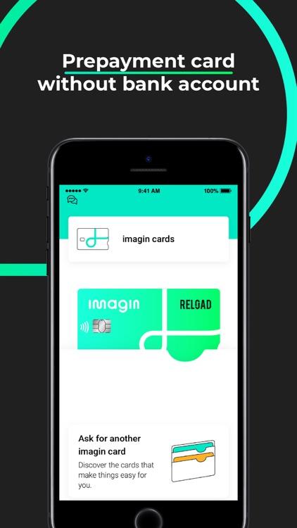 imagin: More than mobile bank screenshot-5