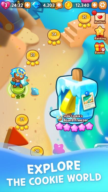 Cookie Run: Puzzle World screenshot-3