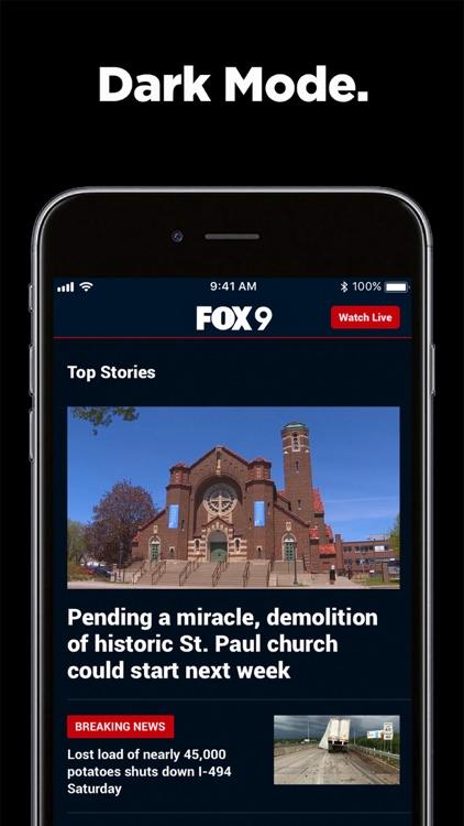 FOX 9: Minneapolis News screenshot-5