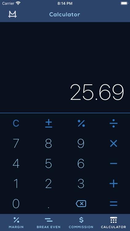 Cost Margin Calculator screenshot-7