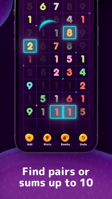Numberzilla: Number Math Games Screenshot