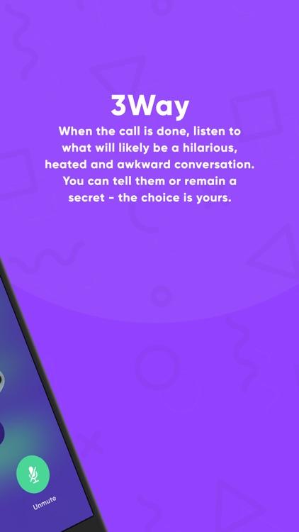 3way.io - Prank Caller Dialer screenshot-4