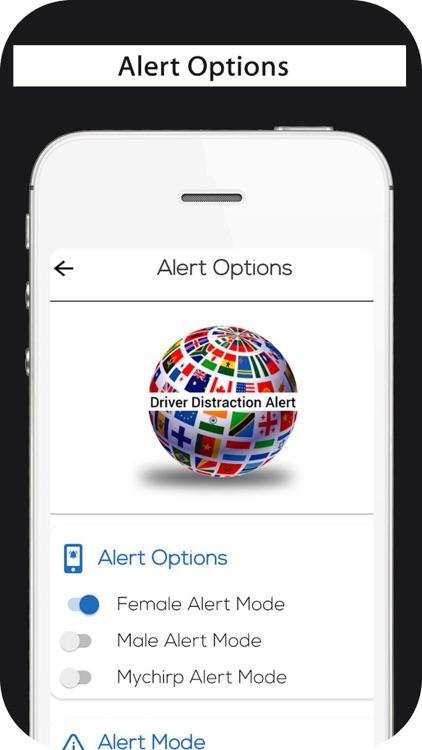Driver Distraction Alert screenshot-6
