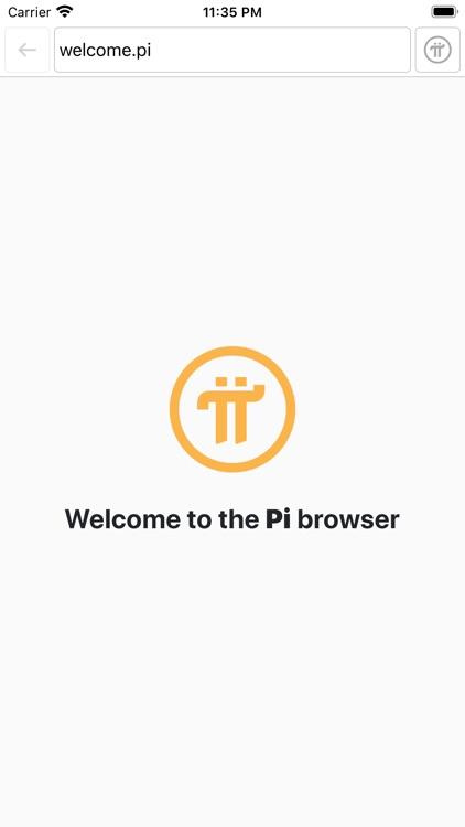 Pi Browser