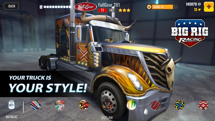 Big Rig Racing screenshot-0