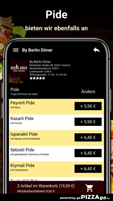 By Berlin Döner Herford screenshot 6