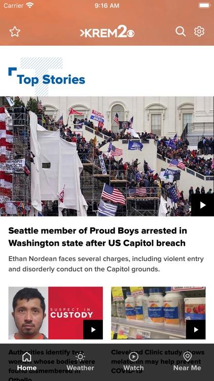 Spokane News from KREM