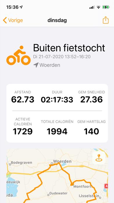 My Workout Stats screenshot 5