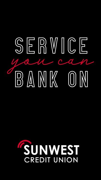 SunWest CU Mobile Banking