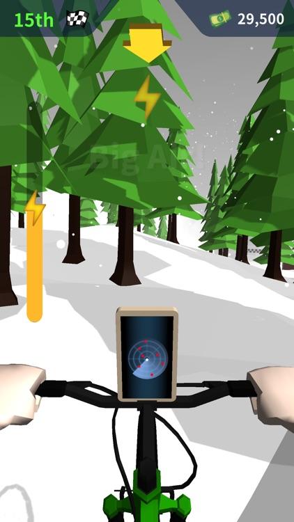 Mountain Bike Bash screenshot-4