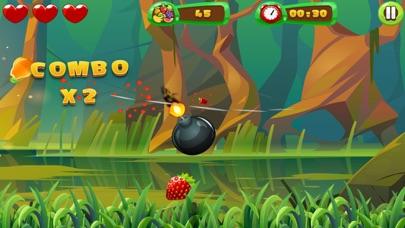 乐鱼-fruit cutting screenshot 2