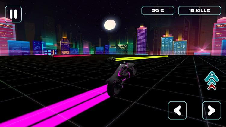 Neon Race - Light Bike Race