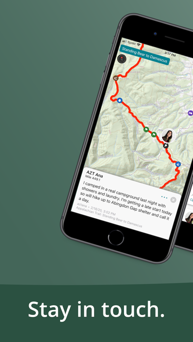 Descargar Guthook Guides: Hike Offline para Android