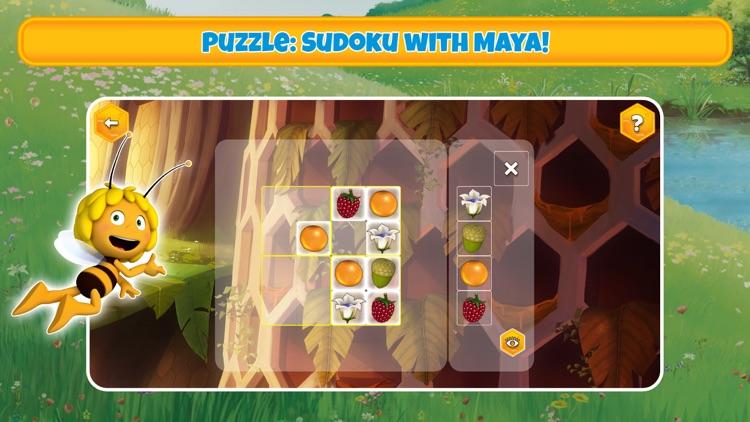 Maya the Bee's gamebox 5 screenshot-3