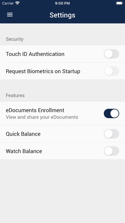 UCU's Mobile Finance Manager screenshot-7