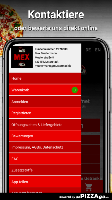 Döner Mex Dresden screenshot 3
